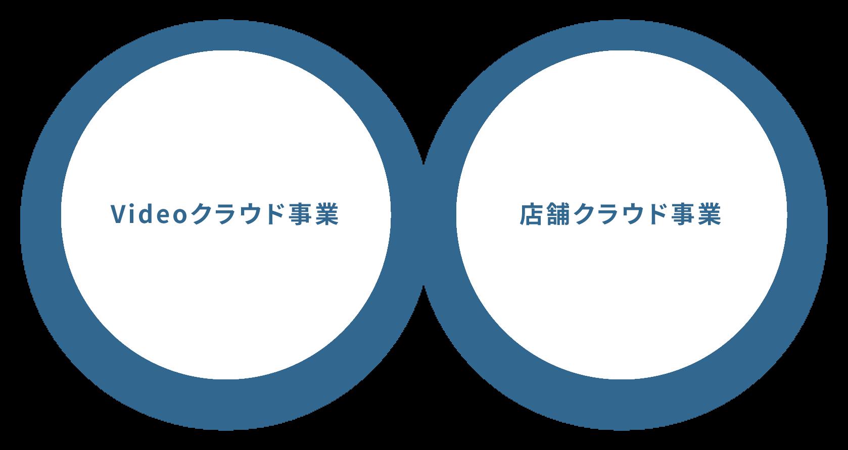 Videoクラウド事業/店舗クラウド事業